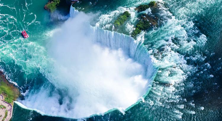 Niagara Falls, North America