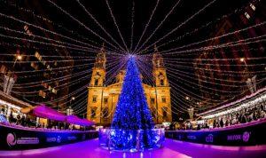 Χριστουγεννιάτικα φεστιβάλ - Φωτογραφία Βουδαπέστη