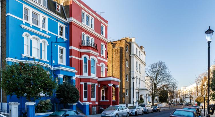 Notting Hill - Λονδίνο - Σαββατοκύριακο - Οδηγός - Airtickets - Book Online
