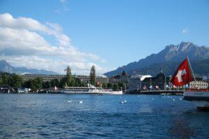 Weekend στη Ζυρίχη - Φωτογραφία Lake Zurich