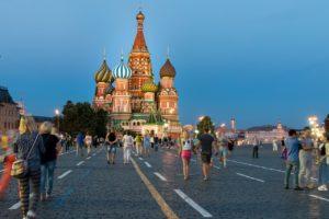 48 ώρες στη Μόσχα - Φωτογραφία Καθεδρικός Ναός του Αγίου Βασιλείου