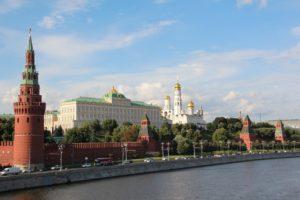 48 ώρες στη Μόσχα - Φωτογραφία Κρεμλίνο