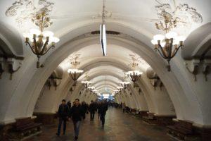 48 ώρες στη Μόσχα - Φωτογραφία Metro Hopping