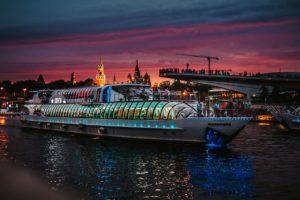48 ώρες στη Μόσχα - Φωτογραφία River cruising