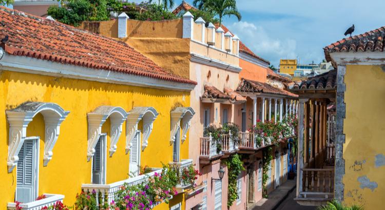 Ανερχόμενος προορισμός στη Νότια Αμερική η Κατερχάνα στη Κολομβία