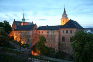 Weekend in Oslo_ Φωτοφραφία Akershus fortress