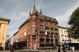 Weekend in Oslo_ Φωτοφραφία Karl Johan street