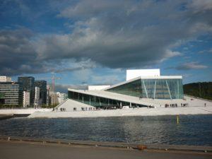 Weekend in Oslo_ Φωτοφραφία Oslo Opera House