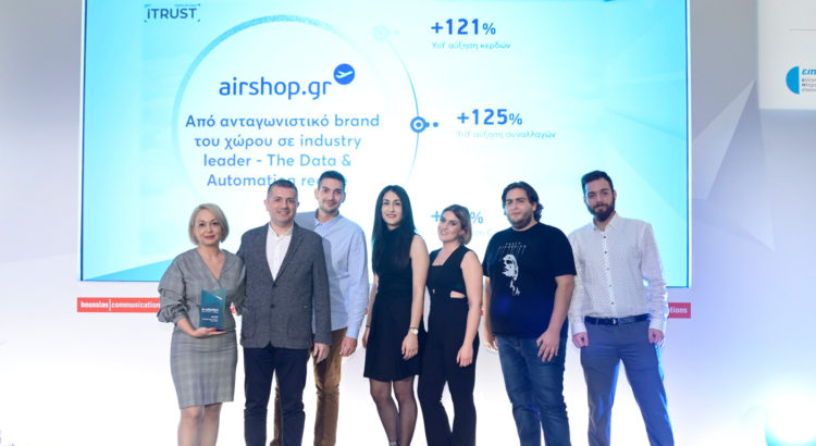 E-Volution Awards 2020 - Airshop