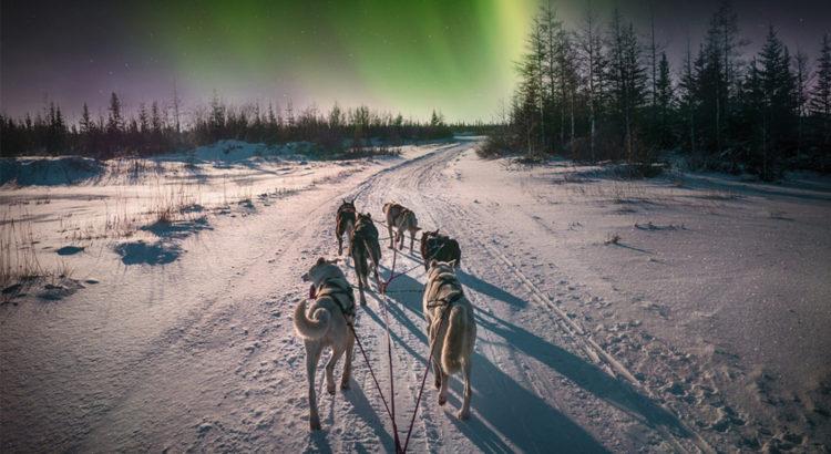 Το Βόρειο Σέλας είναι ένα αναπάντεχο στοιχείο στον Καναδά