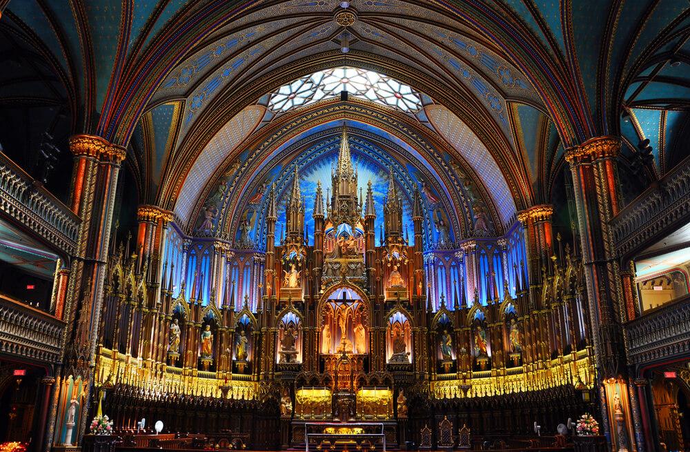 Notre Dame Church, Μόντρεαλ