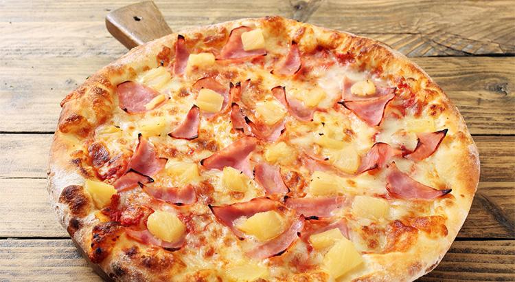 Πίτσα με Ανανά