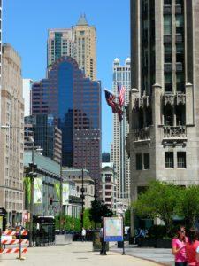 ΣΚ στο Σικάγο_ Φωτογραφία Michigan avenue