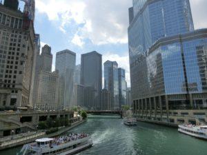 ΣΚ στο Σικάγο_ Φωτογραφία River cruise