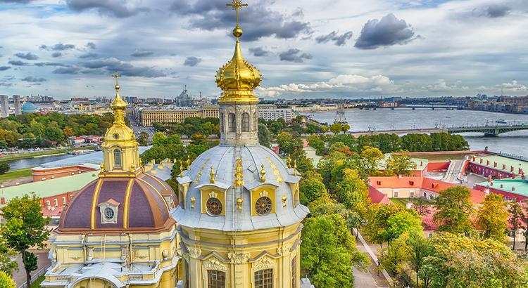 Φρούριο Πέτρου και Παύλου, ένα από τα μέρη που πρέπει να δεις στην Αγία Πετρούπολη