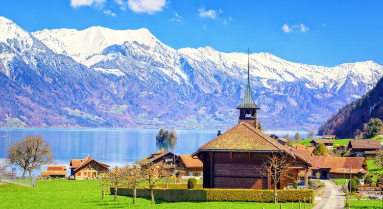 Οι καλύτεροι προορισμοί στην Ελβετία