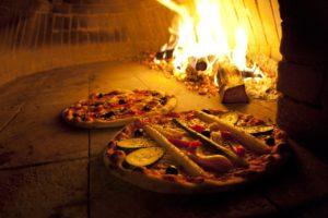 Ιταλία street food_ Φωτογραφία pizza