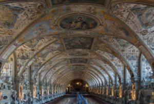 Μόναχο οικονομικά_ Φωτογραφία The Residenz_Antiquarium
