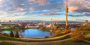 Μόναχο οικονομικά_ Φωτογραφία Olympia Tower