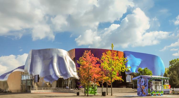 Καλύτερο μέρος για να επισκεφτείς στο Seattle το μουσείο ποπ κουλτούρας