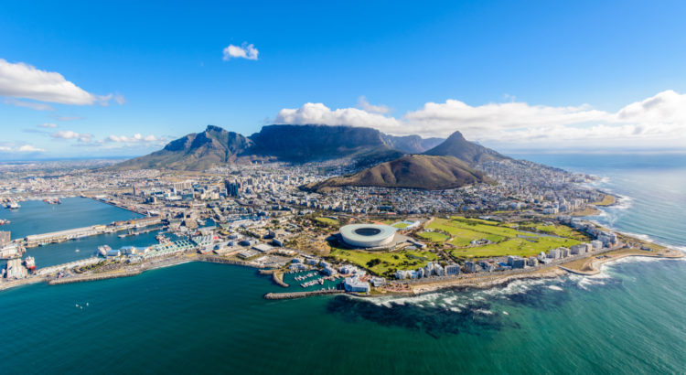 Η πρωτεύουσα της Νότιας Αφρικής