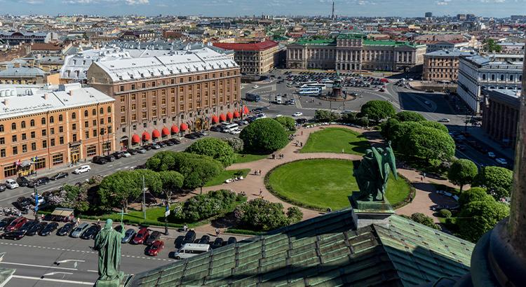 Καθεδρικός Ναός Αγίου Ισαάκ, ένα από τα μέρη που πρέπει να δεις στην Αγία Πετρούπολη