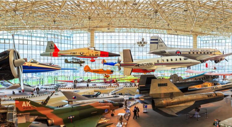 Καλύτερο μέρος για να επισκεφτείς στο Seattle το μουσείο πτήσεων