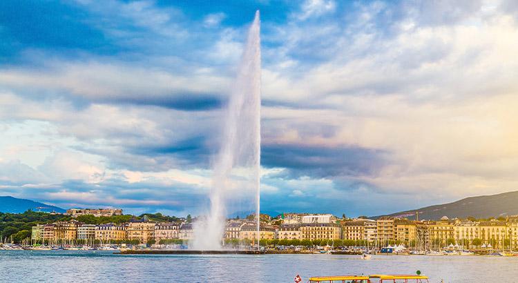 Γενεύη ένας από τους καλύτερους προορισμούς της Ελβετίας