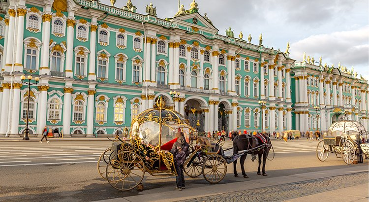Ερμιτάζ ένα από τα μέρη που πρέπει να δεις στην Αγία Πετρούπολη