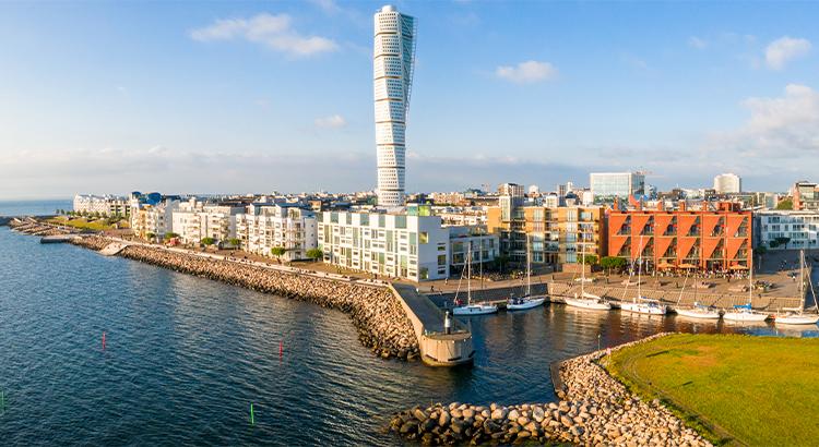 Μάλμο, ένας από τους καλύτερους προορισμούς στη Σουηδία
