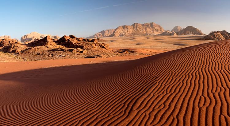 Δεν έχει πετρέλαιο, ένα από τα στοιχεία της Ιορδανίας
