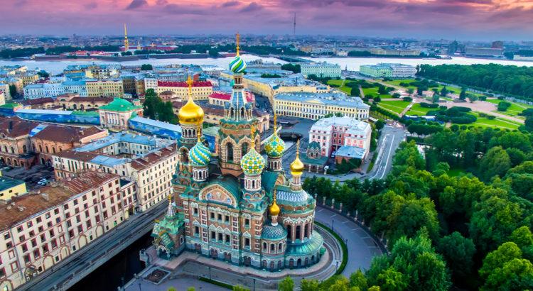 Μέρη που πρέπει να δεις στην Αγία Πετρούπολη