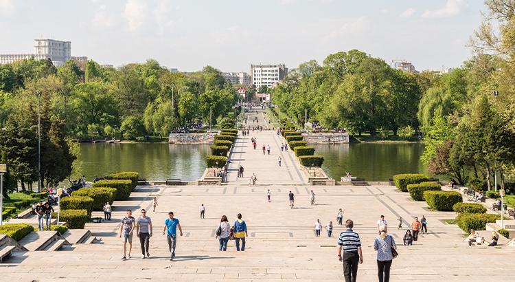 Πάρκο Carol, Βουκουρέστι