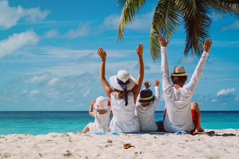 Καλύτεροι προορισμοί για οικογενειακές διακοπές