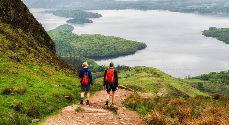 Loch Lomond, ένας από τους καλύτερους προορισμούς της Σκωτίας