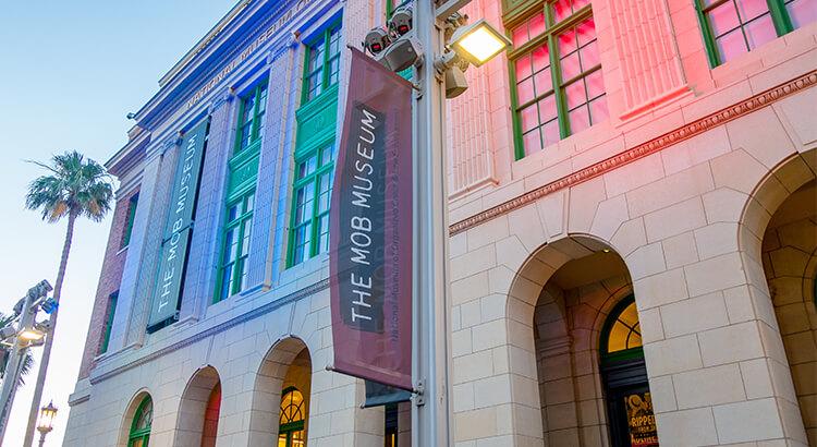 Το μουσείο Mob, ένα από τα καλύτερα μέρη στο Λας Βέγκας