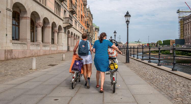 Στοκχόλμη, ένας από τους καλύτερους προορισμούς για οικογενειακές διακοπές
