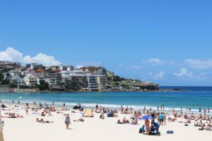 Σίδνεϊ οικονομικά_ Φωτογραφία_Bondi beach