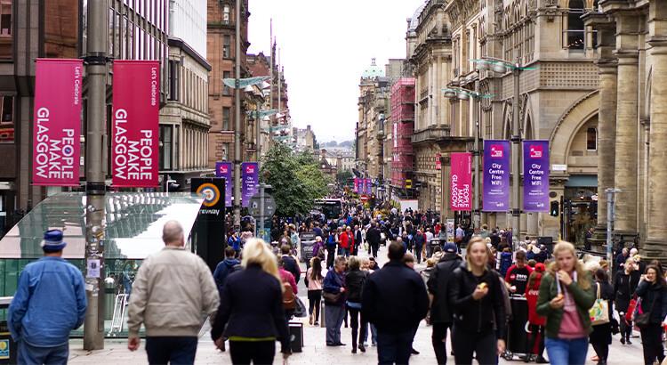 Γλασκώβη, ένας από τους καλύτερους προορισμούς της Σκωτίας