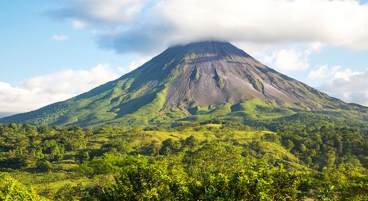 Arenal Volcano, ένας από τους καλύτερους προορισμούς στην Κόστα Ρίκα