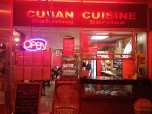 Μαϊάμι οικονομικά-Φωτογραφία Little Ηavana restaurant