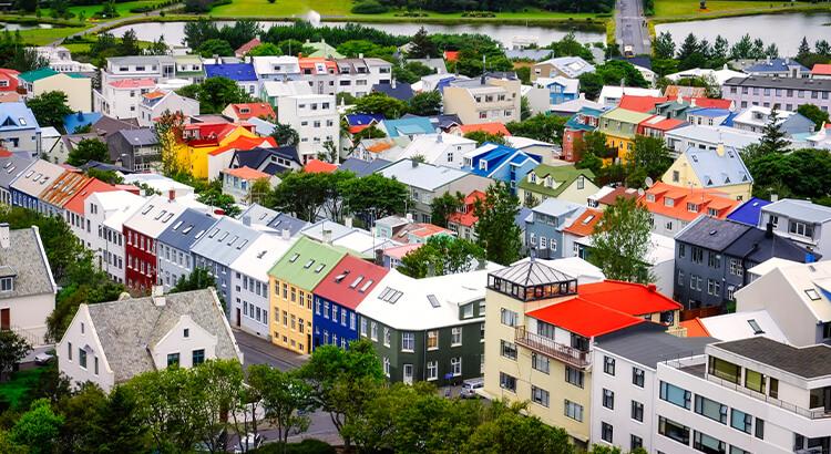 Μικρός πληθυσμός, ένα από τα αναπάντεχα στοιχεία για την Ισλανδία