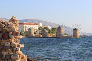 Διακοπές στα Ελληνικά νησιά - Χίος