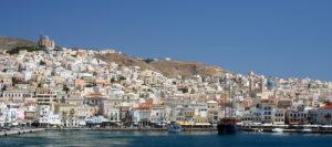 Διακοπές στα Ελληνικά νησιά - Ερμούπολη