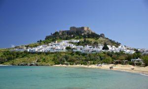 Διακοπές στα Ελληνικά νησιά - Λίνδος