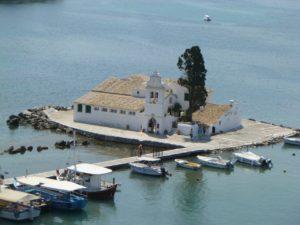 Διακοπές στα Ελληνικά νησιά - Ποντικονήσι