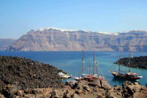Σαντορίνη κορυφαία μέρη_ Φωτογραφία Νέα Καμένη