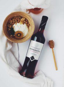 Σαντορίνη κορυφαία μέρη_ Φωτογραφία Γλυκό κρασί Βινσάντο