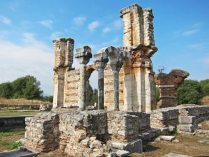 Καβάλα top μέρη_Φωτογραφία Αρχαιολογικός χώρος των Φιλίππων