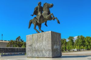 Θεσσαλονίκη τα top μέρη_Φωτογραφία Άγαλμα Μεγάλου Αλεξάνδρου